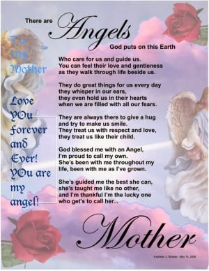 In loving memory of my Mother 2006-2013