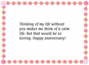 Funny Anniversary Quotes and Sayings