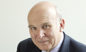 Vince Cable announces £1bn government backing for 'business bank'