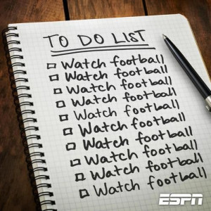 ... day during pee wee football season this list includes football