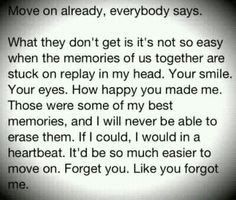 Forget You Quotes And Sayings I wish i could forget you,