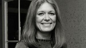 Gloria Steinem Famous Pics