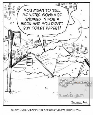 Winter Storm cartoons, Winter Storm cartoon, funny, Winter Storm ...