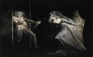 Macbeth and Lady Macbeth