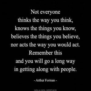 Get Along Quotes And Sayings|Getting Along With People Quotes.
