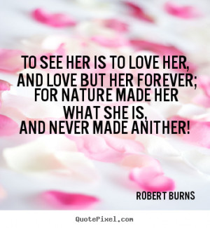 forever love quotes for her ... about love -