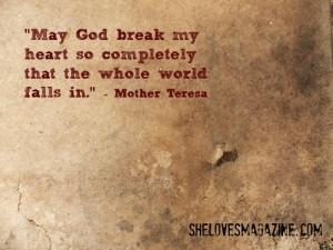 ... book, Wrecked: When a Broken World Slams into your Comfortable Life