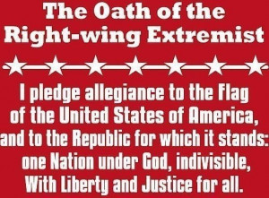 The Right Wing Extremist