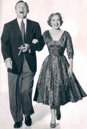 George Burns Quotes With His Wife Gracie Allen