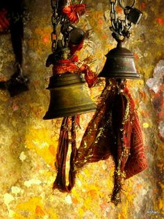 Temple Bells by Rohn Rao More