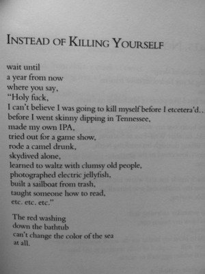 Depression And Suicidal Quotes Tumblr Suicide#depression#anxiety