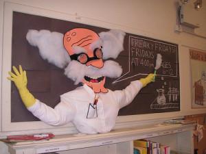 Mad Scientist Bulletin Board