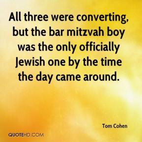 Mitzvah Quotes