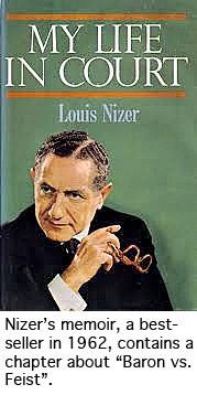 Nizer, Louis Biography