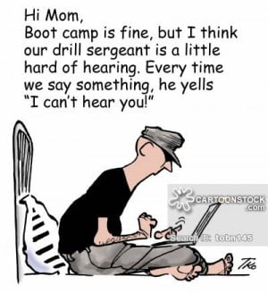 Boot Camp cartoons, Boot Camp cartoon, funny, Boot Camp picture, Boot ...
