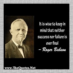 Wise Quotes About Success