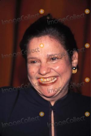 Wendy Wasserstein Picture Wendy Wasserstein Whitney Gala 2000