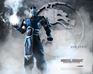 18 Fotos Sub ZERO Mortal Kombat 9