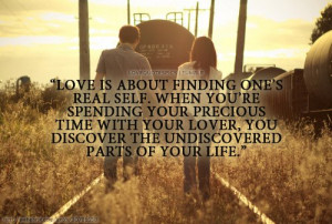 cute, love, love quotes, love sayings, pretty, quotations, quote ...