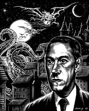 lovecraft 1993 allen koszowski h p lovecraft howard phillips lovecraft ...