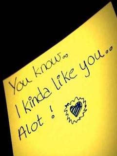i kinda like you quotes - photo #28