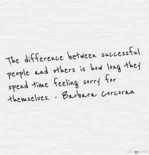Barbara Corcoran success quote