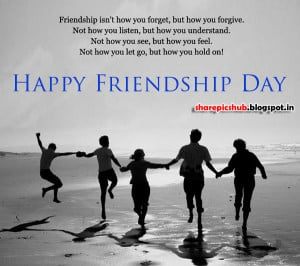 ... Poem on Friendship Day | Sweet Quotes For Friendship Day in English