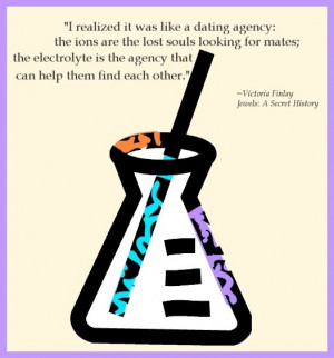 ... some of my favorite quotes about chemistry in regard to relationships