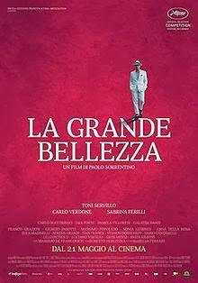 """160. Italian director Paolo Sorrentino's """"La Grande Bellezza ..."""