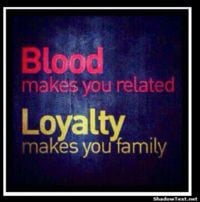 Good quote about family!