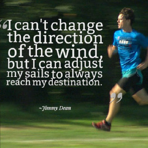 Inspirational Quotes by Jimmy Dean