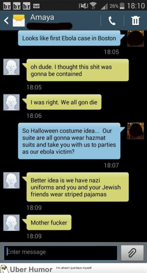 Ebola Funny