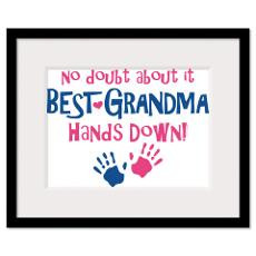 Handprint Quotes For Grandma http://www.cafepress.com/+baby-handprint ...