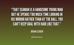 Handsome Man Quotes