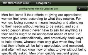 Men Mars Women Venus Quotes Funny #1