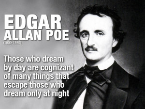 Cool Quotes Pictures Edgar Allen Poe Quote Lounge Life