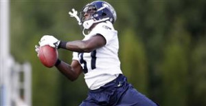 Seahawks S Dion Bailey finds himself in an unexpected position
