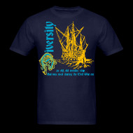 Shirts ~ Men's T-Shirt ~ Diversity anchorman t-shirt