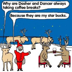 BAD CHRISTMAS JOKES – THE RERUN