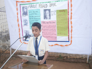 Roald Dahl Birthday 13.09.2013, WIS Bhilwara