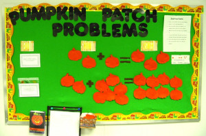classroom decorating ideas fall bulletin boards classroom ...