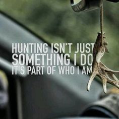 Hunting quote