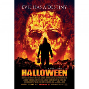 Rob Zombie's Halloween Movie Poster