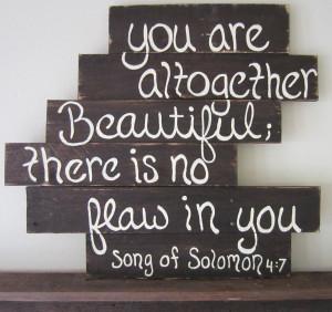 Song Of Solomon Song of solomon 4