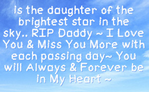 rip daddy i love you miss you more with each passing day you will ...