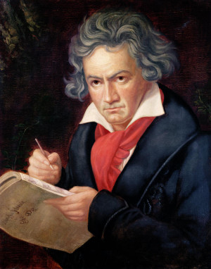 Quotes by Ludwig Van Beethoven