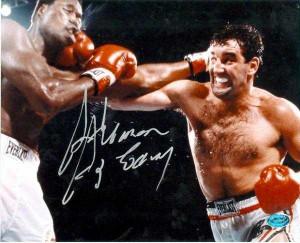 Larry Holmes vs Gerry Cooney