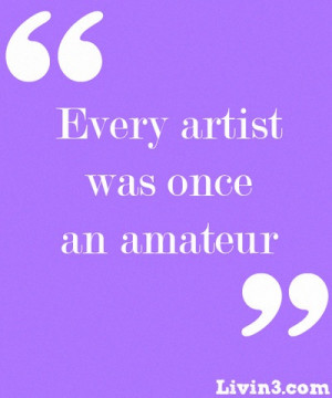 Art Quote, Positive Inspiration