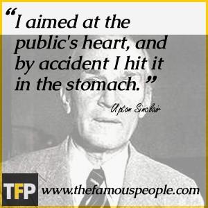 Upton Sinclair Biography
