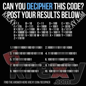 Decipher Games – Brain Teaser